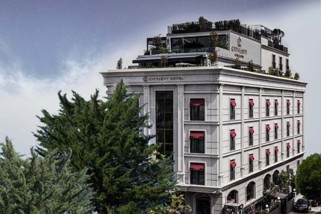 Www Hotel Cityloft De