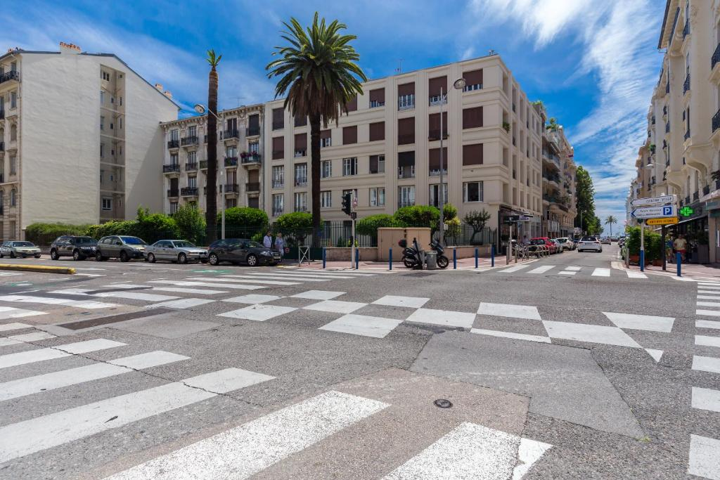 Nice appart r servation gratuite sur viamichelin for Nice appart hotel