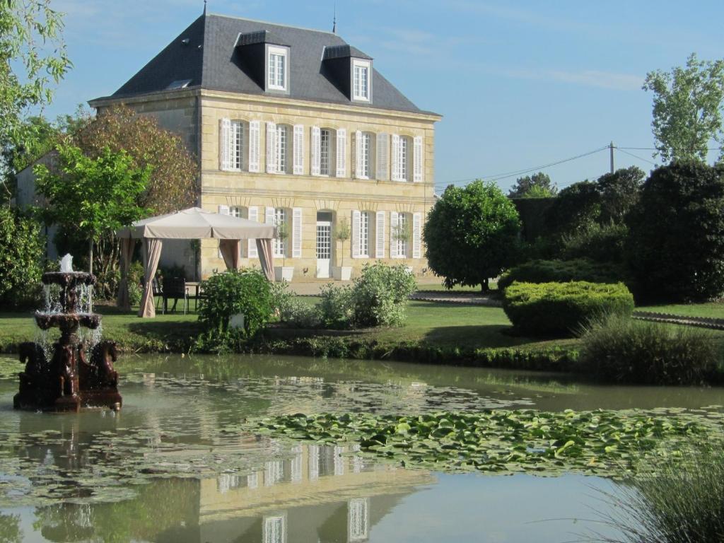 Ch teau beau jardin r servation gratuite sur viamichelin for Restaurant le beau jardin