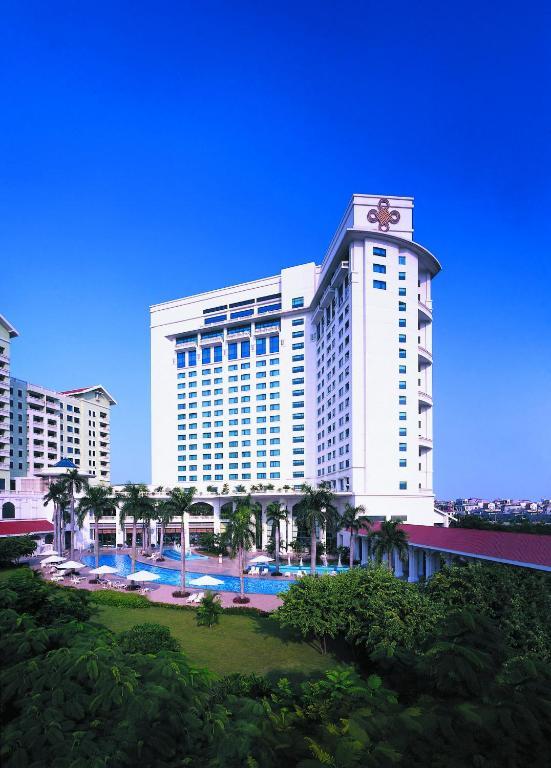 Khách Sạn Daewoo Hà Nội