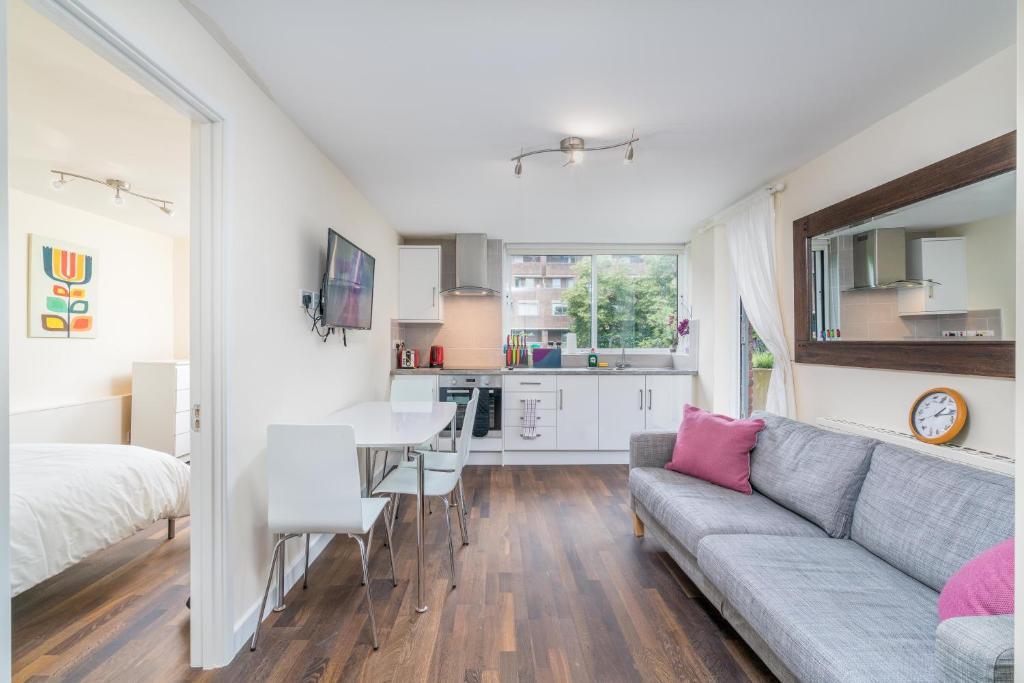 notting hill apartment london uk