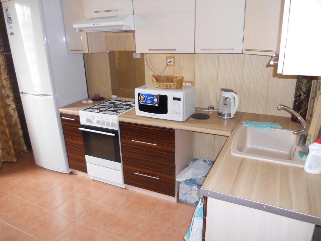 Отзывы Apartments on Sandalova 3