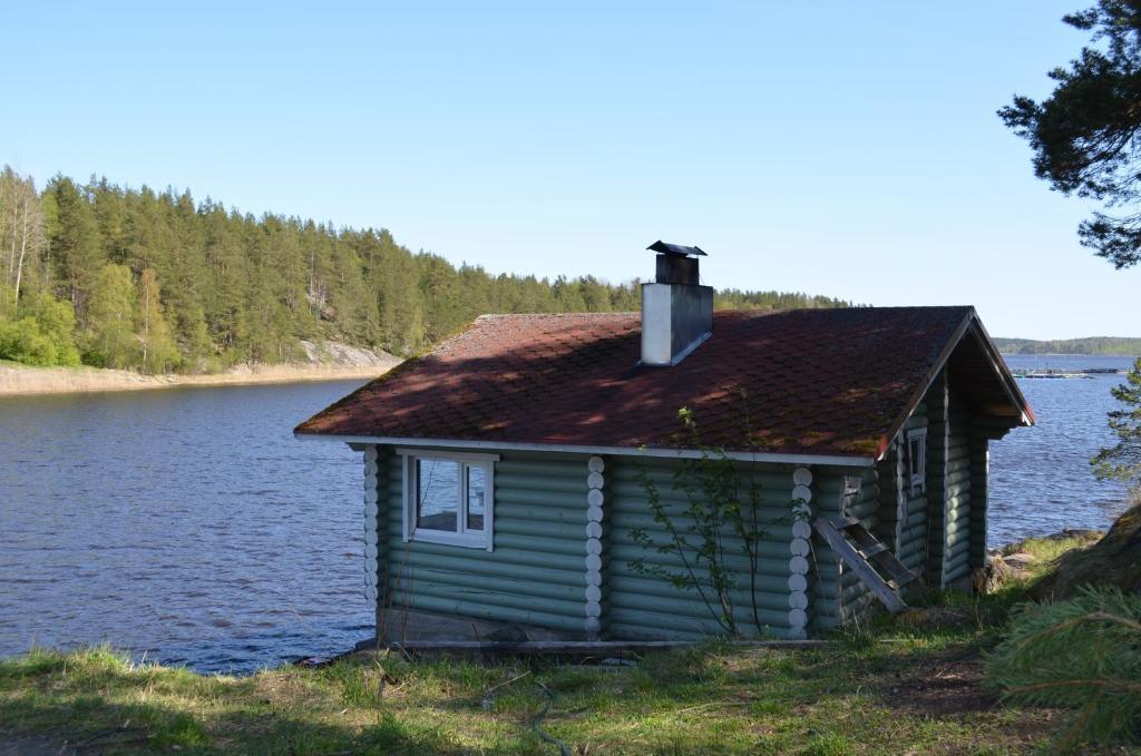 Отзывы Cottage With Sauna