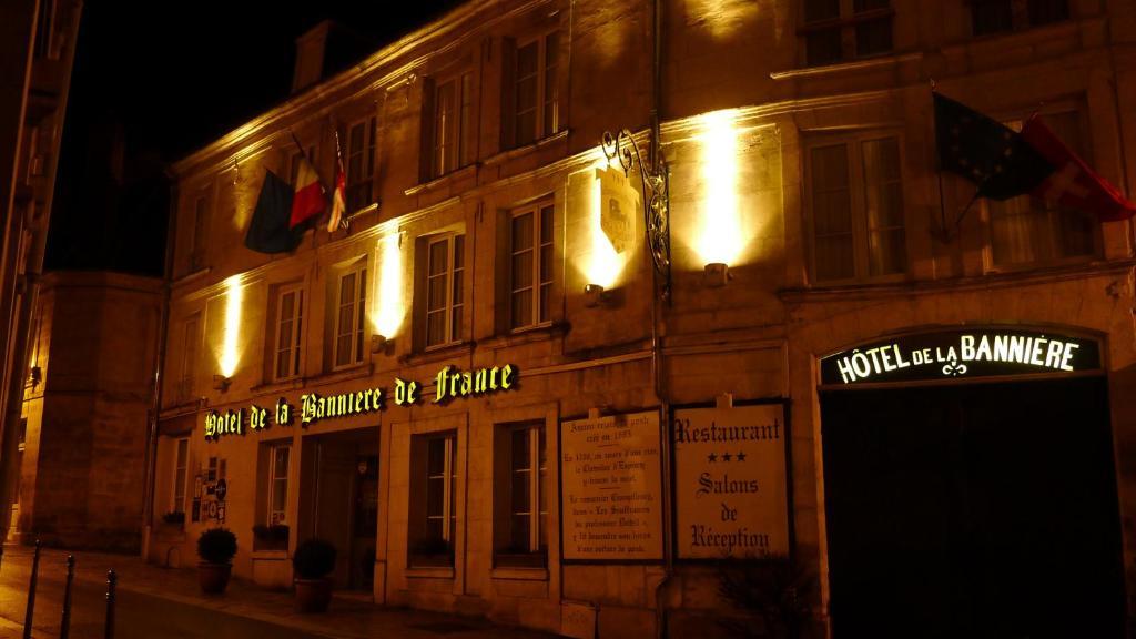 H tel de la banniere de france laon online booking for Hotel de france booking