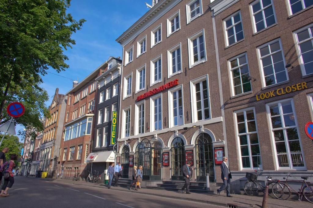 Hotel Monopole Amsterdam Book Your Hotel With Viamichelin