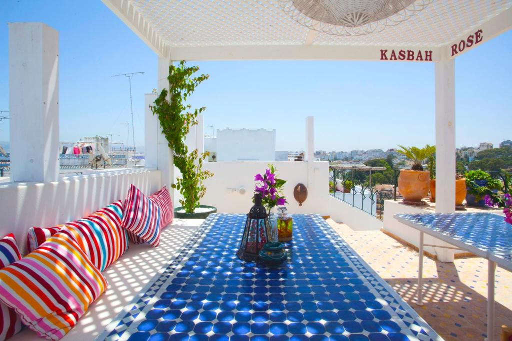 Kasbah Rose Tangier Online Booking Viamichelin