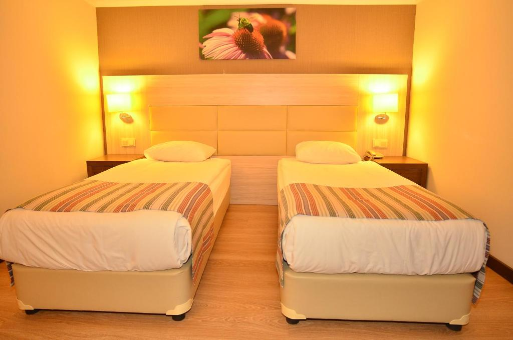 Prenses Resort Hotel Side