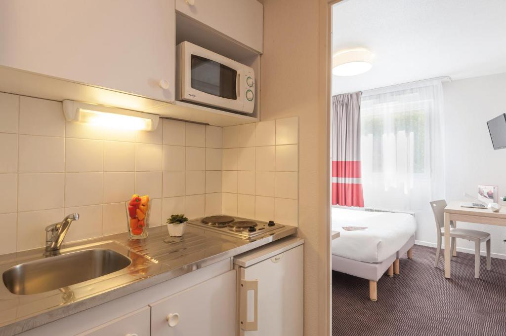 Appart 39 city lyon part dieu garibaldi r servation for Lyon appart hotel