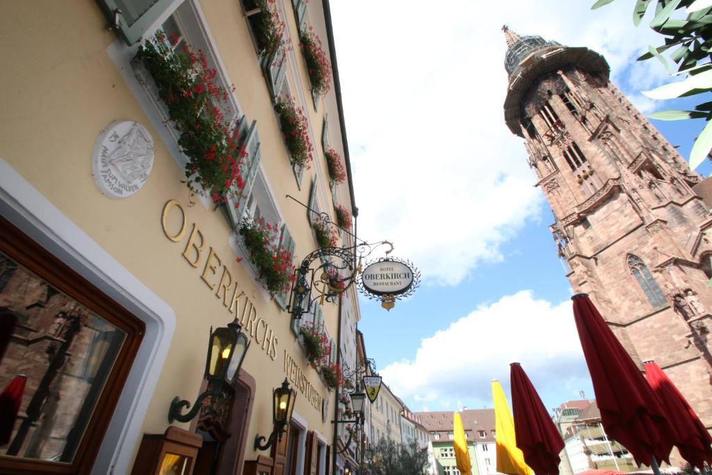 Hotel Oberkirch Freiburg Restaurant