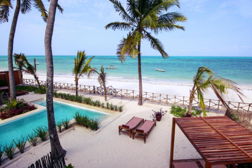 jambiani villas tanzania jambiani
