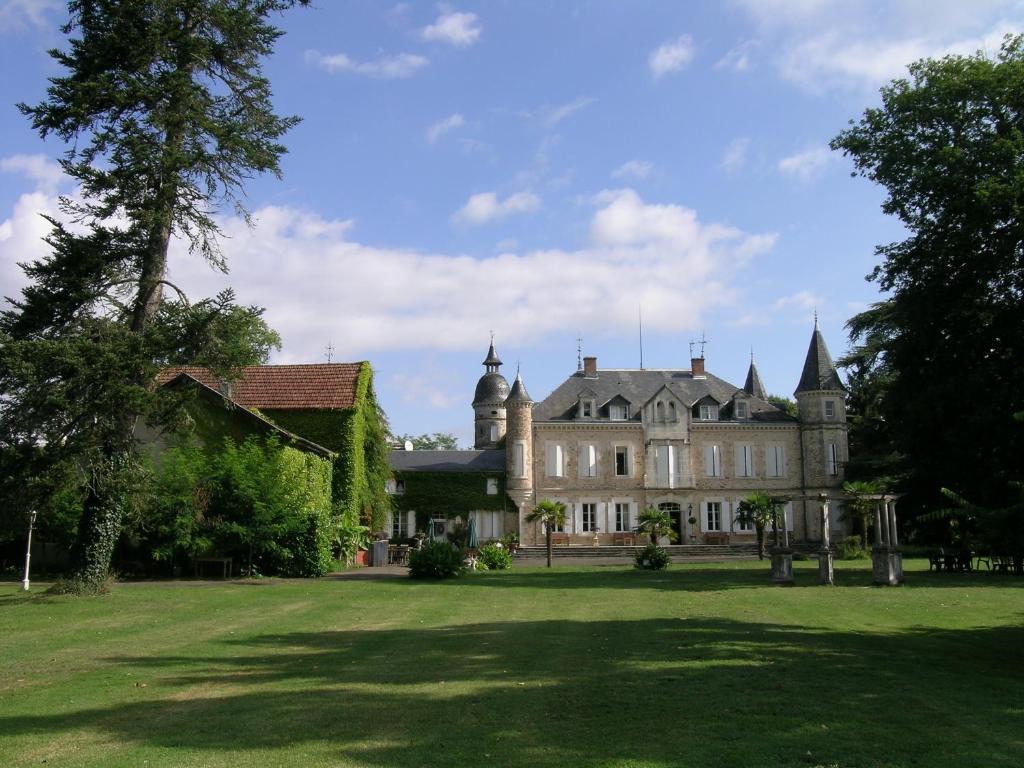 Carte Restaurant Chateau De Buros