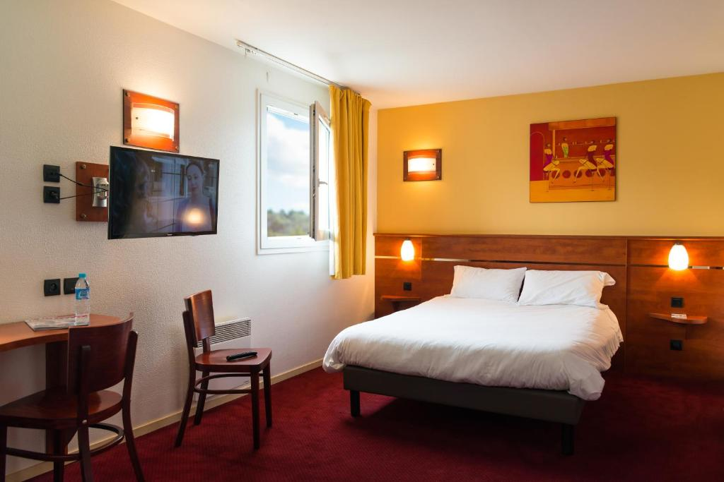 Brit hotel rennes cesson le flor al r servation for Chambre de commerce de rennes