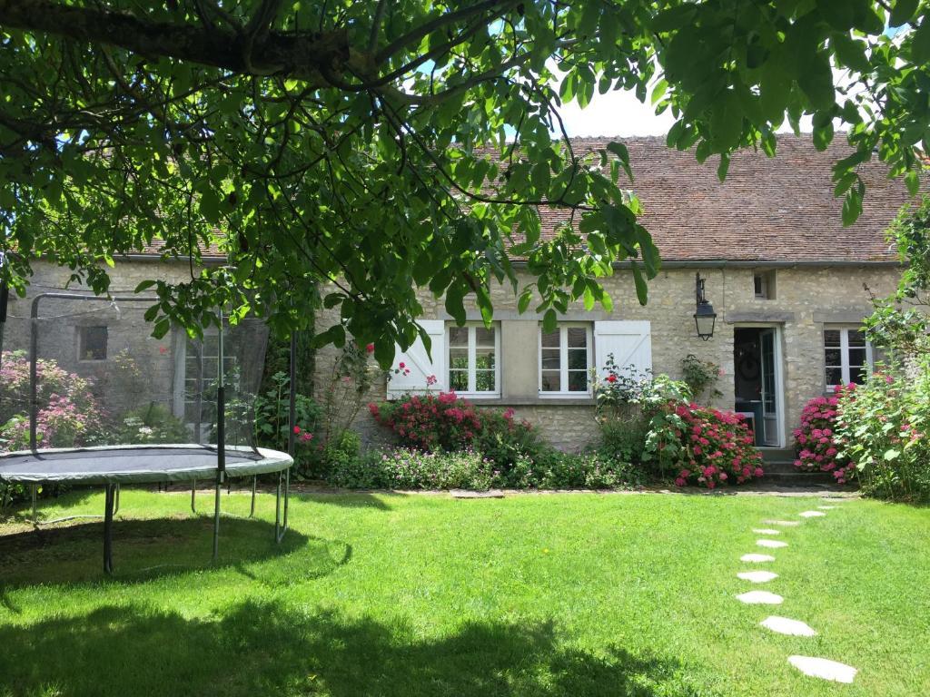 Un r ve de campagne casas de vacaciones nangeville for Aubade jardin bucolique