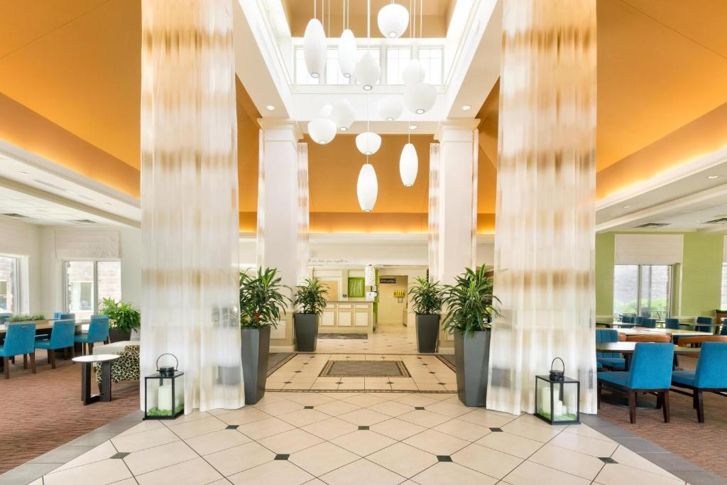 Hilton Garden Inn Atlanta North Johns Creek R Servation Gratuite Sur Viamichelin