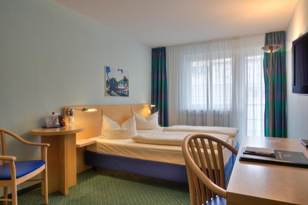Hotel Konigswache Munchen Steinheilstr