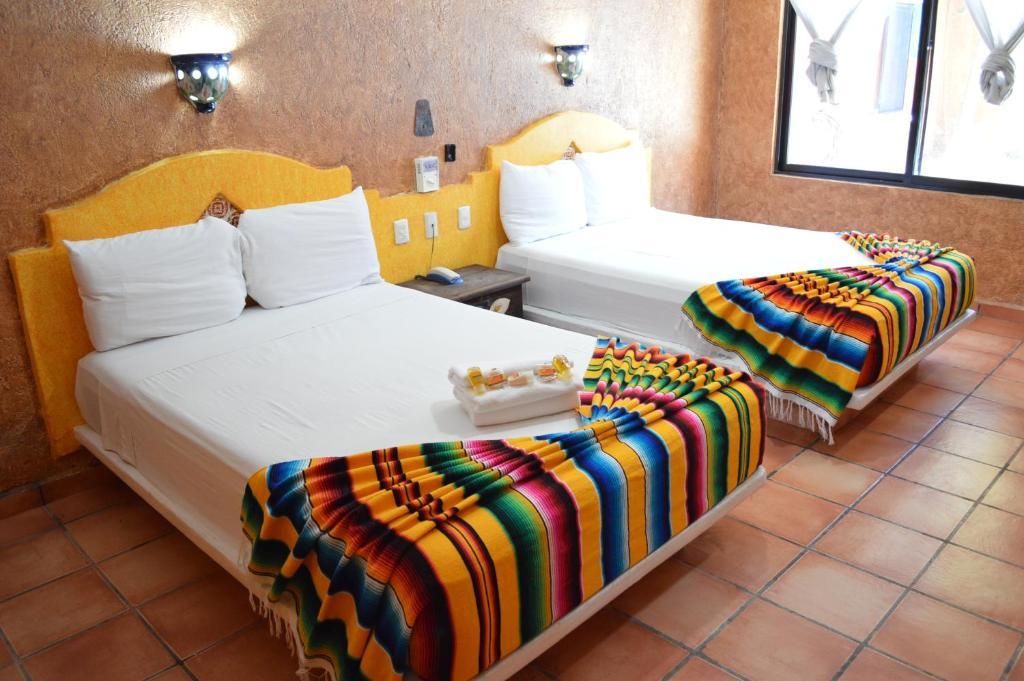 Hacienda Maria Bonita Hotel Playa Del Carmen Book Your Hotel With Viamichelin