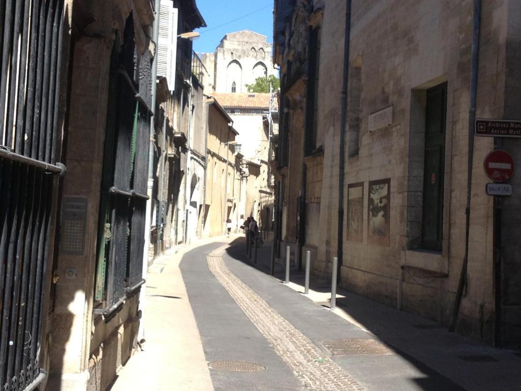 Cit des papes avignon france for Appart city avignon