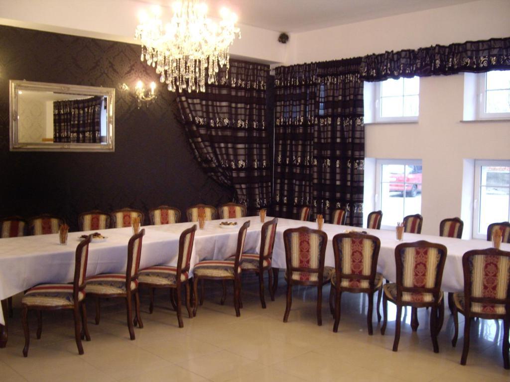 Hotel Villa Romeo Brzeg