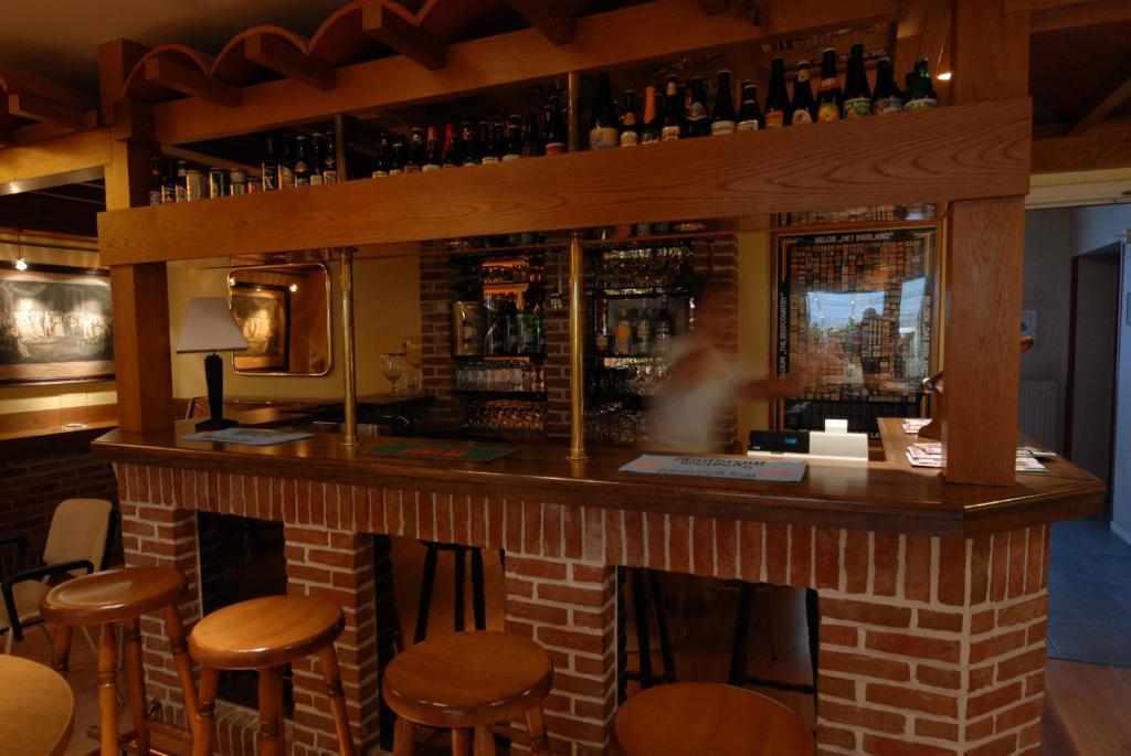 Hotel Du Joli Bois - Hotel Le Joli Bois Waterloo book your hotel with ViaMichelin