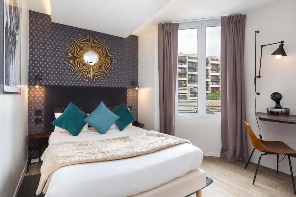 Hotel Exelmans Paris Booking