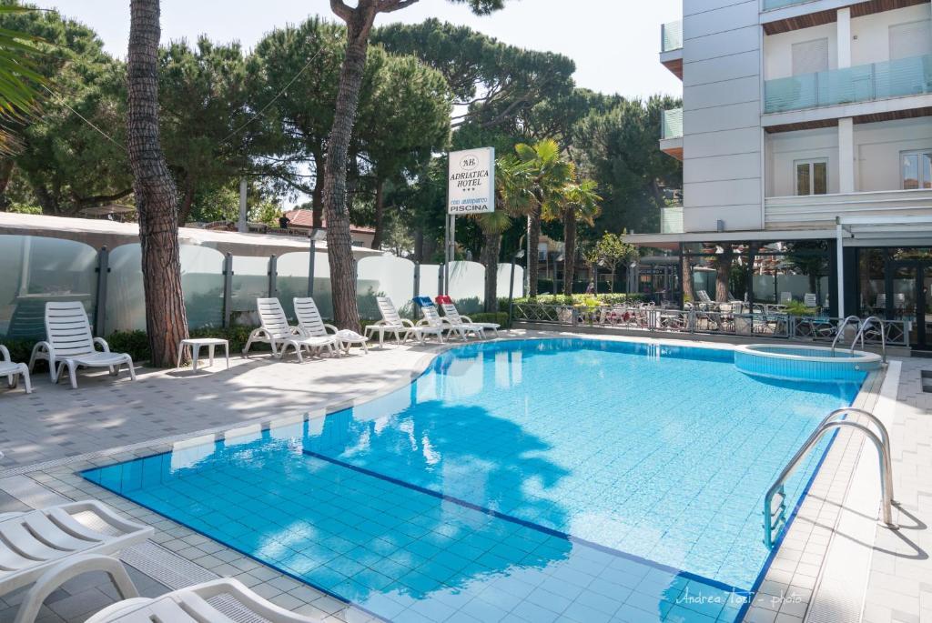 Hotel Adriatica Riccione Booking
