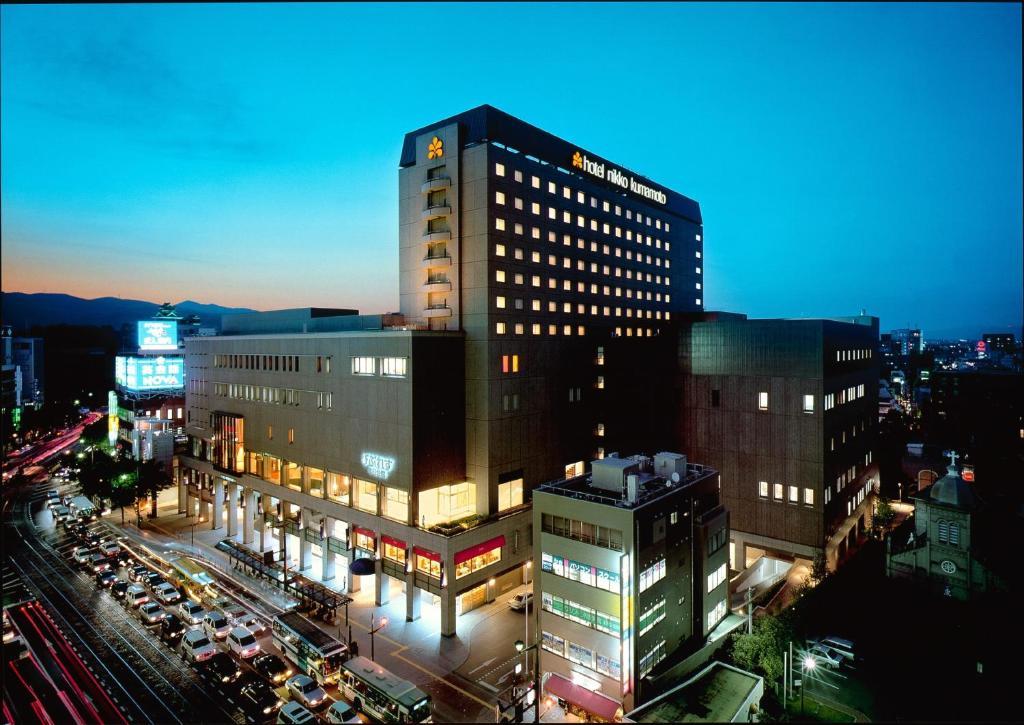 Hotel nikko kumamoto r servation gratuite sur viamichelin for Hotel a reserver