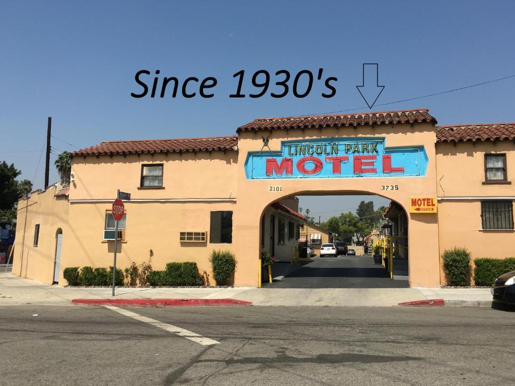 Lincoln Park Motel Los Angeles Informationen Und