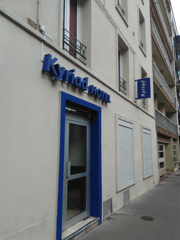 Hotel Proche Espace Charenton
