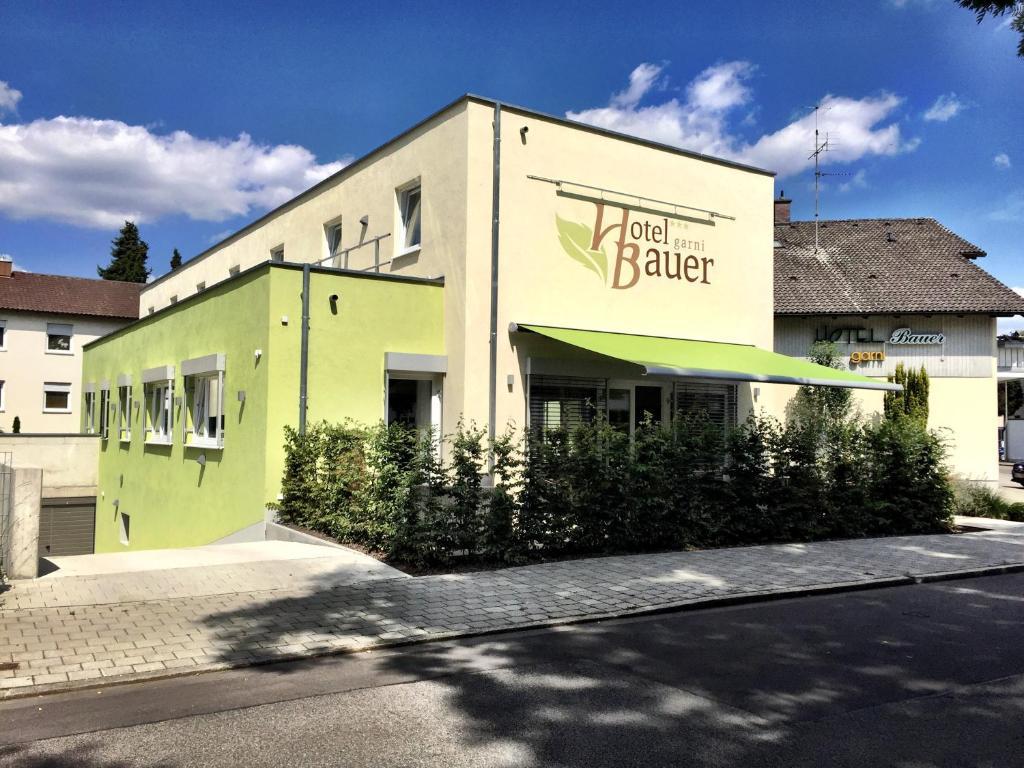 Hotel Garni Bauer Ingolstadt