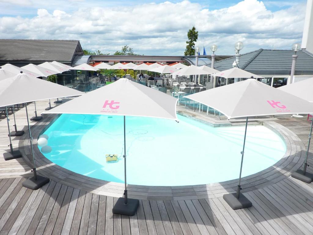 Hotel Du Golf Saint