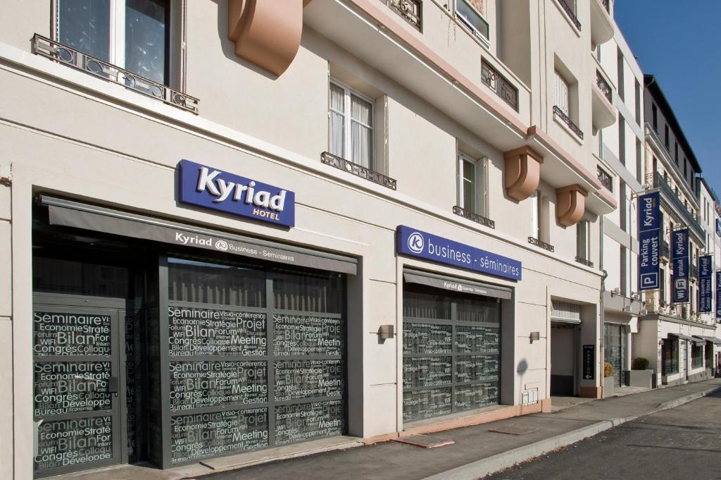 Kyriad hotel dijon gare r servation gratuite sur viamichelin for Hotels dijon