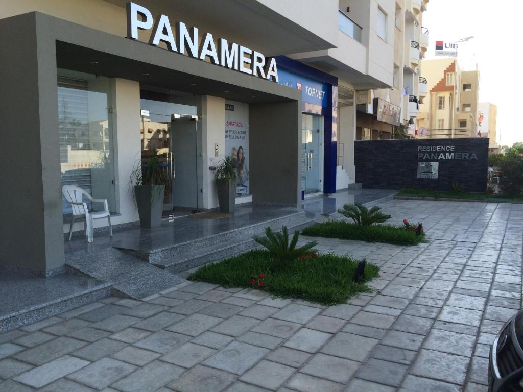 Panamera guest house tun sia sousse for City meuble sousse
