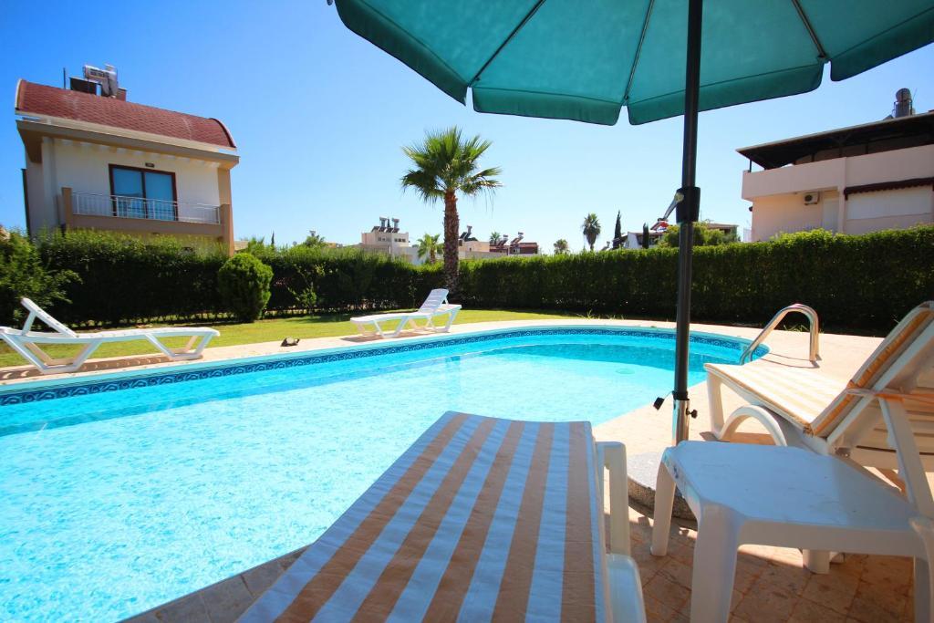 Paradise town family villa r servation gratuite sur for Piscine 07500