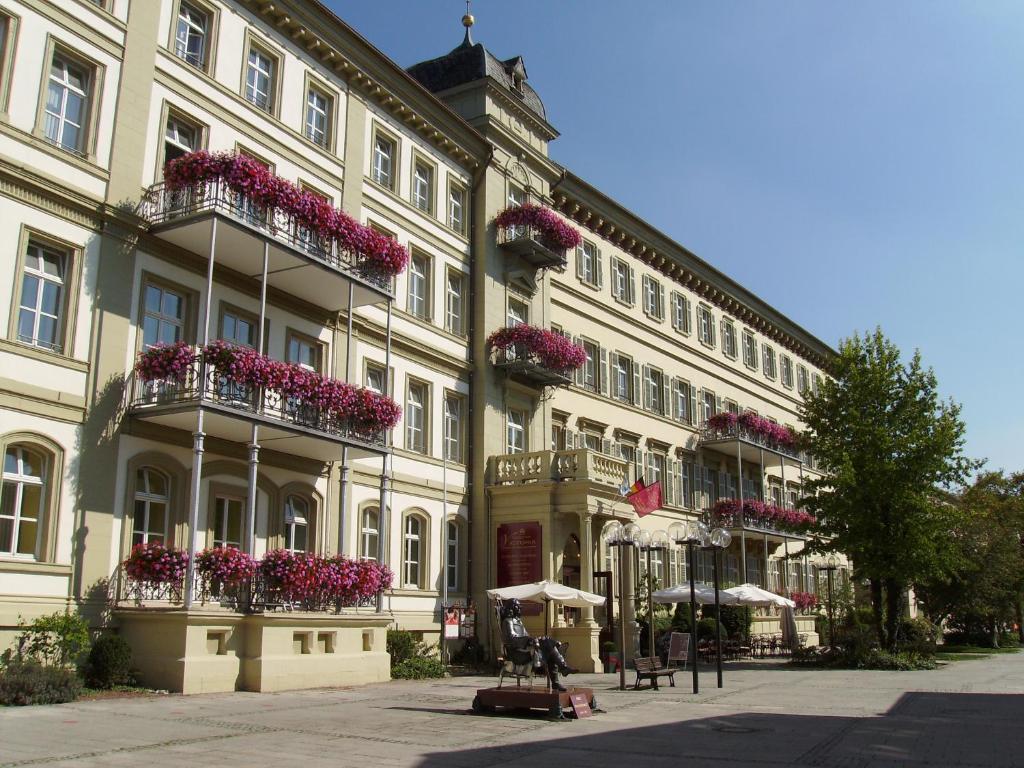 Hotel Kaiserhof Bad Kissingen De