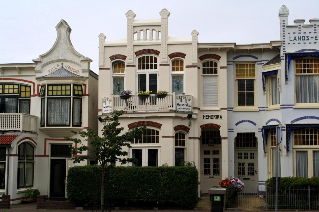 Hendrika Apartments (Países Bajos Zandvoort) - Booking.com