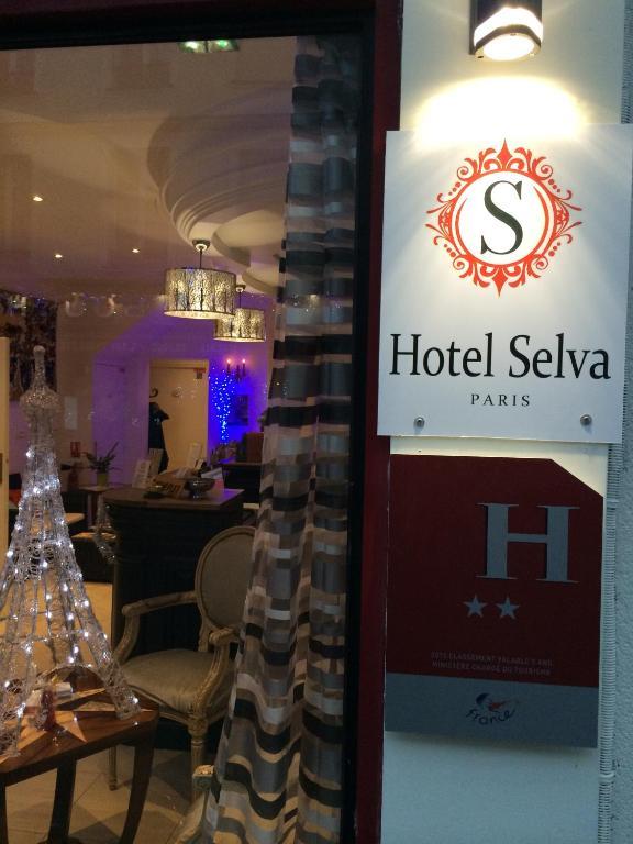 Hotel Selva Parigi