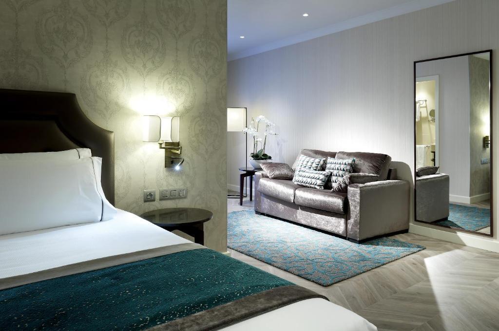 Tiempo Baño Maria Bonito:Eurostars Casa de la Lírica – Madrid- reserva tu hotel con