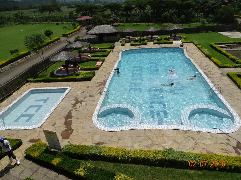 Tumaini Cottages And Conference Centre Nakuru Book Your Hotel With Viamichelin