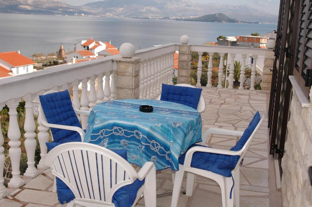 Apartments Jobst Trogir Informationen und Buchungen online ViaMichelin