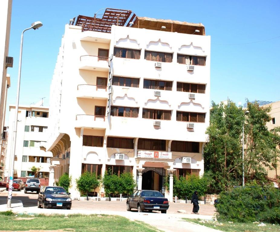 Tiba hotel aswan r servation gratuite sur viamichelin for Reserver hotel payer sur place