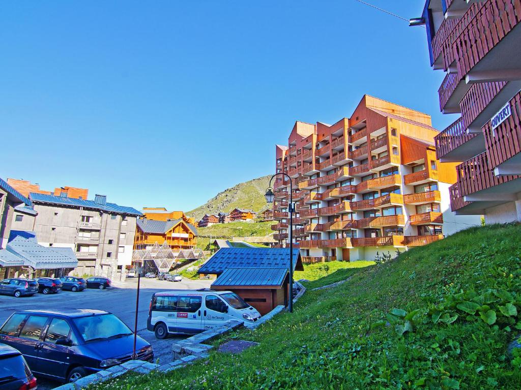Appartement apt lac lou i val thorens france val thorens - St martin de belleville office du tourisme ...