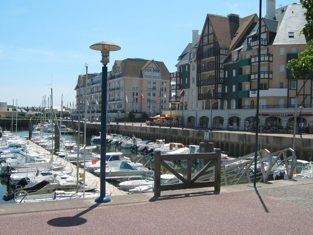 Hotel Appartement Cabourg
