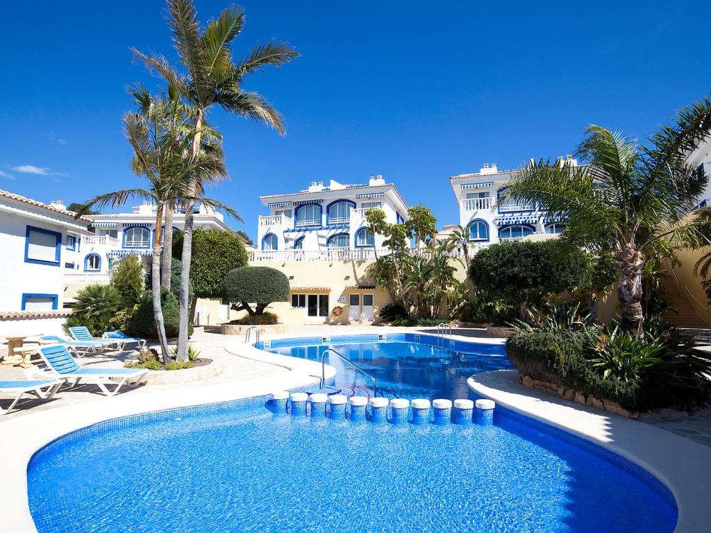 THB Apartamentos Victoria Beach & Spa Hotel in Calpe