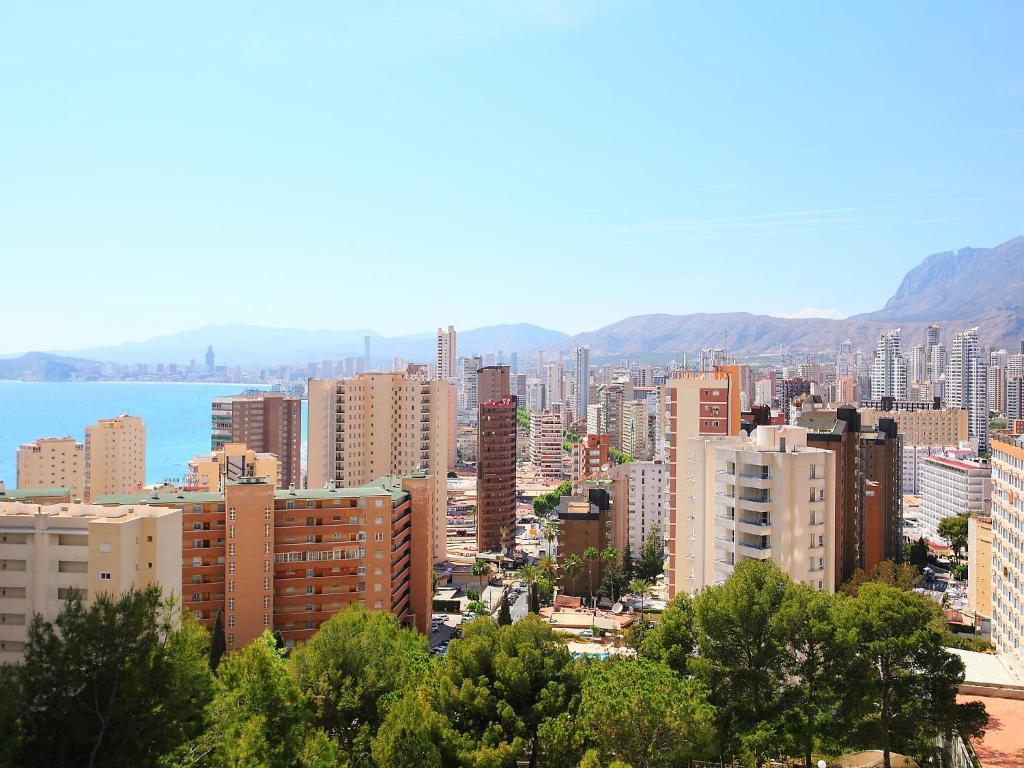 Apartment apt mirador mediterraneo benidorm spain for Mirador del mediterraneo