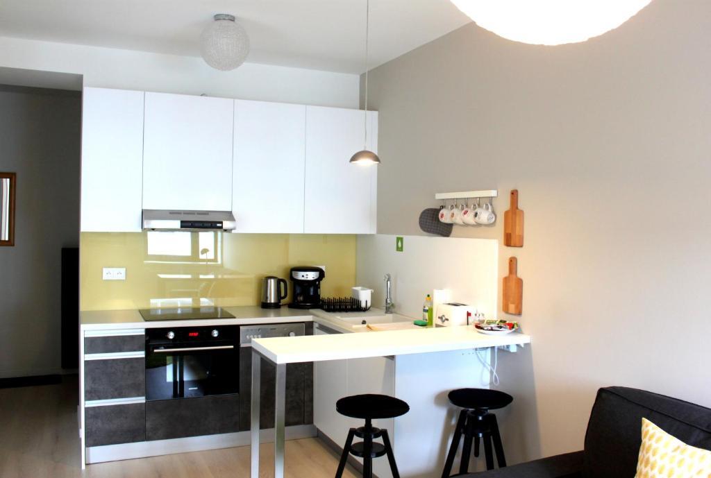 Charming cozy ambiente apartments bratislava reserva tu for Bratislava apartments