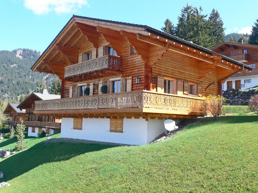 chalet chalet petit roc houses villars sur ollon