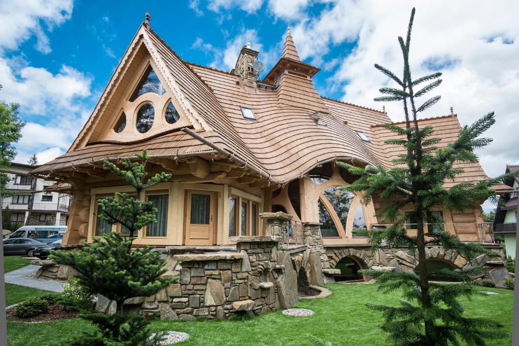 Villa belweder zakopane book your hotel with viamichelin for Hotels zakopane