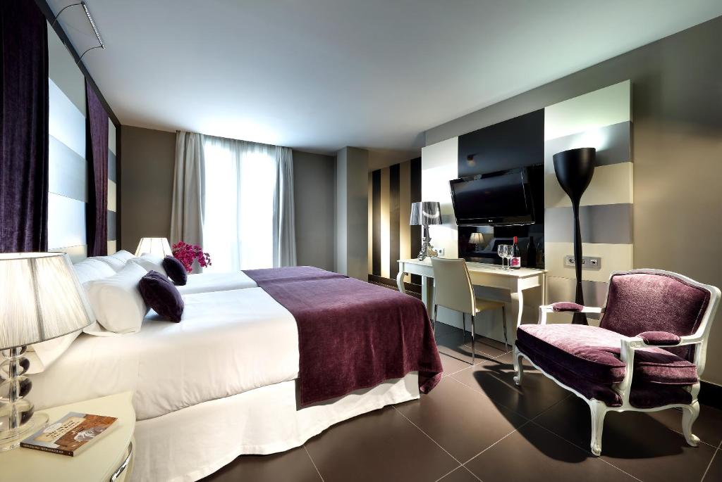 Eurostars sevilla boutique sevilla reserva tu hotel con for Hotel eurostar sevilla