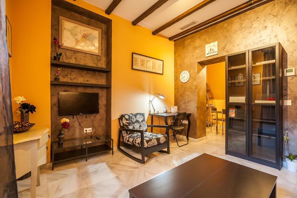 Apartment alfareria seville spain for Appart hotel seville