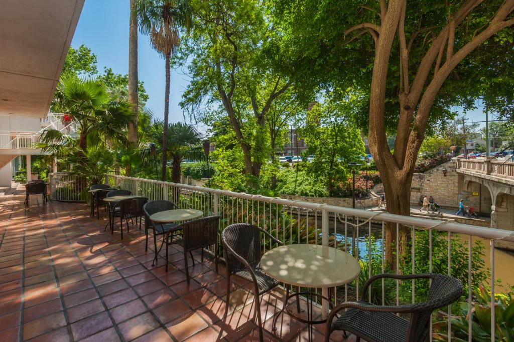 El Tropicano Riverwalk San Antonio Online Booking Viamichelin